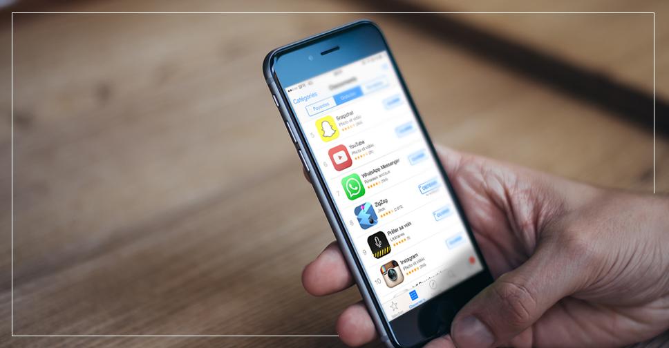 L'application de la Sécurité routière « Prêter sa voix » dans le Top 10 des apps gratuites de l'AppStore !