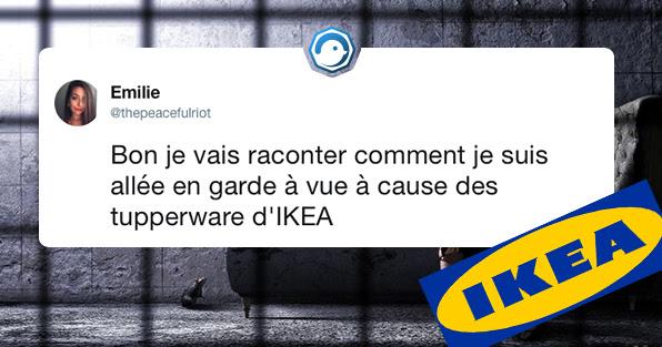 #IkeaGate
